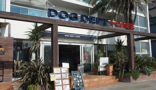 江の島DOG DEPT+CAFE ドッグラン情報